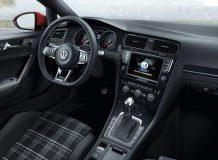 Фото салона VW Golf 7 GTD Variant