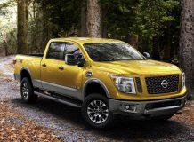 Nissan Titan XD фото