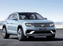 Volkswagen Cross Coupe GTE фото