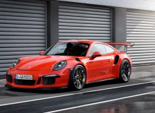 Фото Порше 911 ГТ3 РС 2015