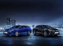 Новые Toyota Avensis 2016 года