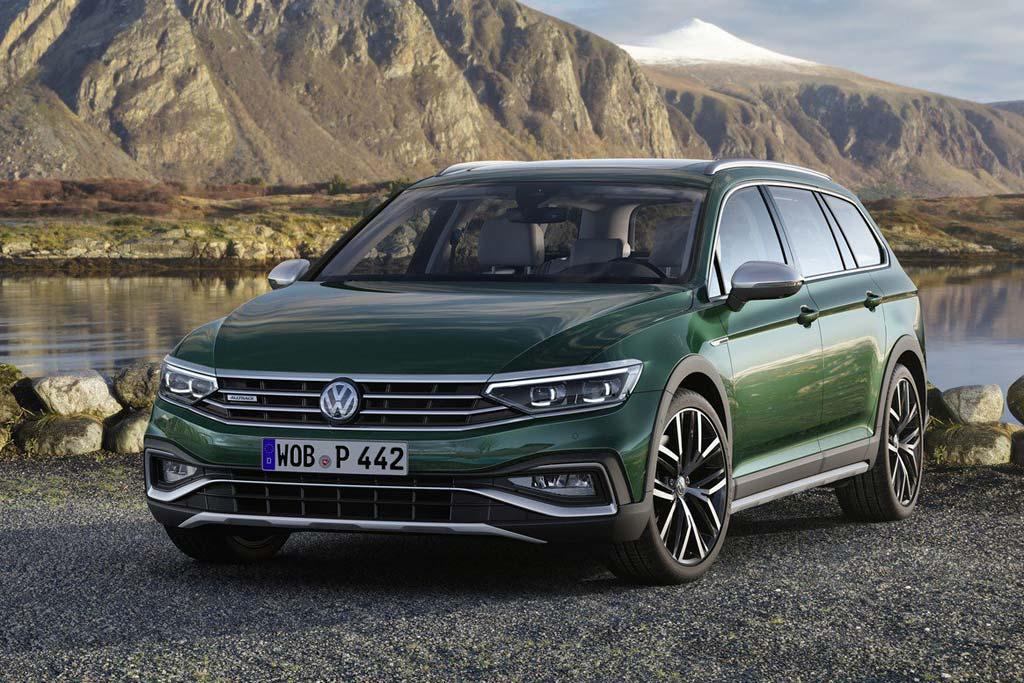 Volkswagen Passat Alltrack 2021
