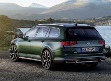 Volkswagen Passat Alltrack [year]