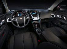 Фото салона Chevrolet Equinox 2