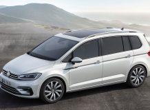Новый Volkswagen Touran 2016 фото