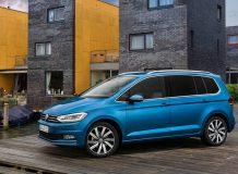 Volkswagen Touran в новом кузове