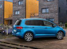 Volkswagen Touran 2016 фото