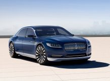 Lincoln Continental Concept фото