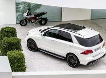 Mercedes-AMG 63 GLE S фото
