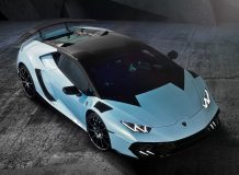 Lamborghini Huracan Torofeo от Mansory фото