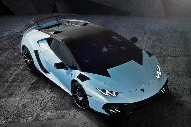 Mansory Torofeo на базе Lamborghini Huracan