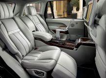 Интерьер Range Rover SVAutobiography