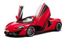 McLaren 540C фото