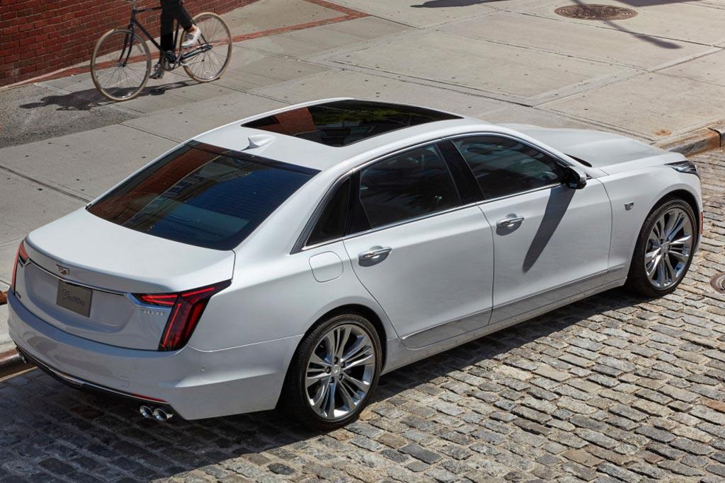 Cadillac CT6 2020 года