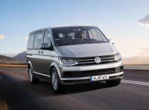 Фото нового Volkswagen Multivan T6
