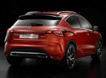 DS 4 Crossback 2017 фото