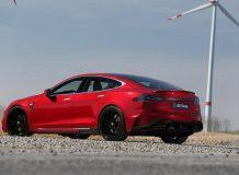 Обвес Elizabeta для Tesla Model S