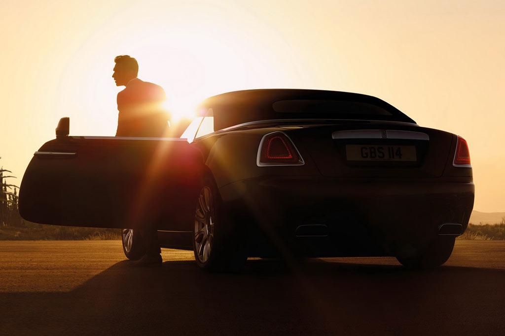 Фото Rolls-Royce Wraith кабриолет