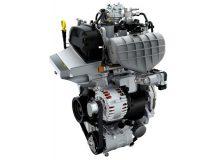 Трехцилиндровый 1,0-литровый мотор TSI