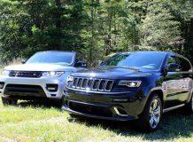 Jeep собирается выпустить конкурента для Range Rover