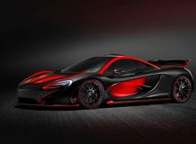 Фото McLaren P1 от MSO