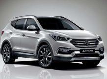 Hyundai Santa Fe Prime
