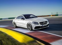 Фото Mercedes-AMG C63 S Coupe