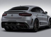 Фото Mercedes GLE Coupe CLR G 800