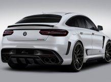 Диски на Mercedes GLE Coupe от Lumma