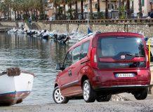Фото Fiat Doblo 2016 в новом кузове