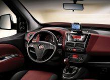 Салон Fiat Doblo 2