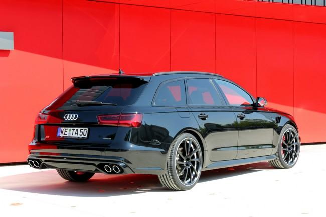 Audi A6 Avant от ателье Abt Sportsline