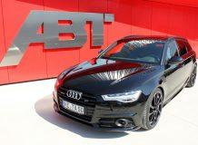 Фото тюнинг Audi A6 Avant от ABT фото