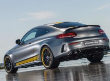 Mercedes-AMG C63 Coupe Edition 1 фото