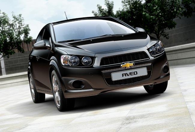 GM отзывает в России более 70 тысяч Chevrolet Aveo