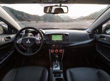 Фото салона Mitsubishi Lancer X FL
