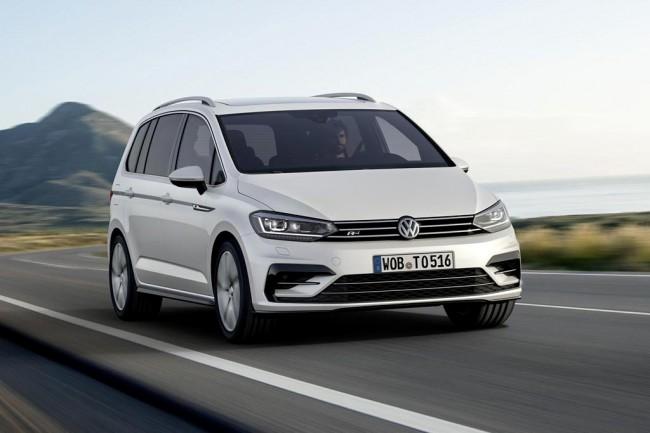 Volkswagen Touran 3 с пакетом R-Line
