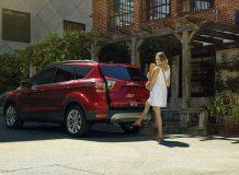 Ford Escape 2016 фото