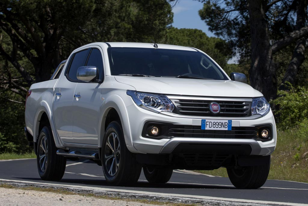 Fiat Fullback 2018