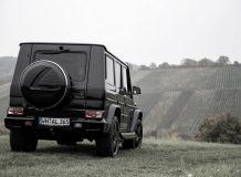 Фото тюнинг Mercedes G500 от Lorinser