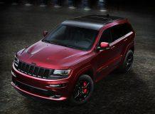 Jeep Grand Cherokee SRT Night фото