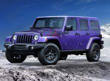 Jeep Wrangler Backcountry фото