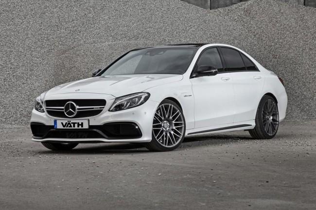 Mercedes-AMG C63 от VATH