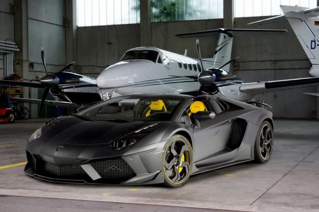 Lamborghini Carbonado Apertos