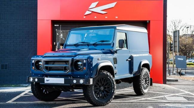 Land Rover Defender от Project Kahn