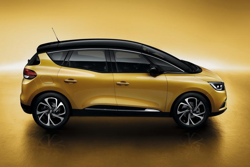 Фото Renault Scenic 2016-2017