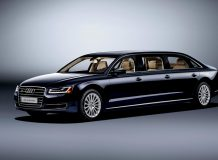 Audi A8 Extended фото