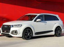 Обвес для нового Audi Q7 от ABT фото