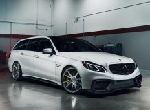 Обвес для E63 AMG Estate от Renntech