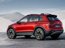 Volkswagen Tiguan GTE Active Concept фото